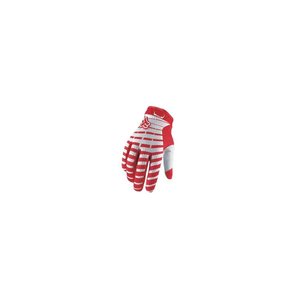 Fox Racing Airline Gloves   Large/Red