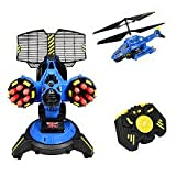 Air Hogs Radio Control Deluxe Battle Tracker Elite