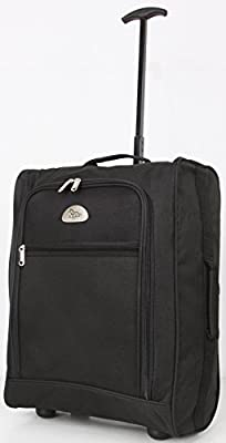 Elegant® EasyJet Trolley Cabin Approved Wheeled Suitcase Hand Luggage Flight Bag