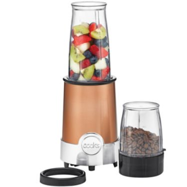 Shake Up Your Morning Routine with 5-in-1 Power Blender from Cooks Whether You Whipping up a Healthy Smoothie or Mixing and Blending Homemade Sauce