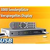 "Digitaler Satelliten Receiver mit HDMI & USB-Recorder bis 1TBvon ""Wildermuth"""