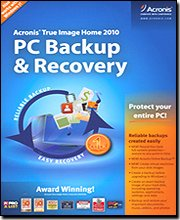 Acronis True Image Home 2010 Backup & Recovery   (bilingual software)