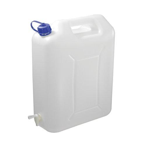Carpoint 0110071 Wasserkanister 20 L mit Hahn