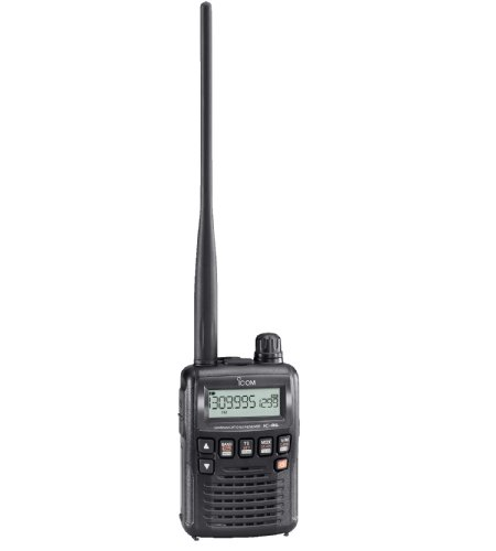 ICOM wide band handheld receiver IC-R6