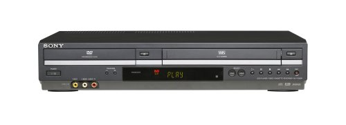 multi region vcr player sony slv d380p dvd vcr tunerless progressive scan dvd vhs combo player. Black Bedroom Furniture Sets. Home Design Ideas