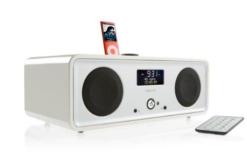 RUARK AUDIO R2i DAB/FM STEREO RADIO (IVORY GLOSS)