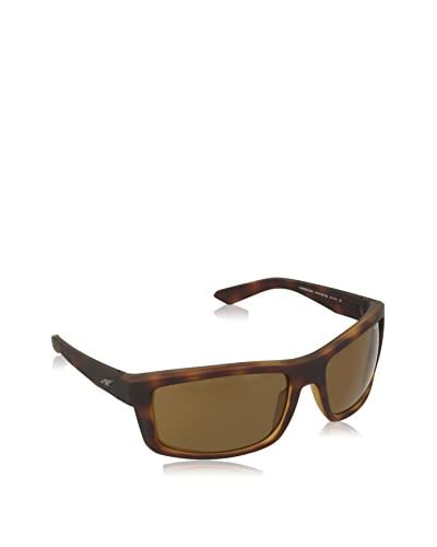 Arnette Gafas de Sol Polarized Corner (61 mm) Marrón
