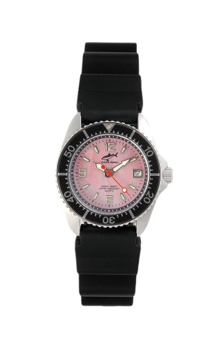 Chris Benz One Lady CBL-R-SW-KB Elegante orologio da donna Orologio da immersione