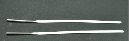 9999 Pure Silver Flat Wire Band 10 Gauge - 2-6