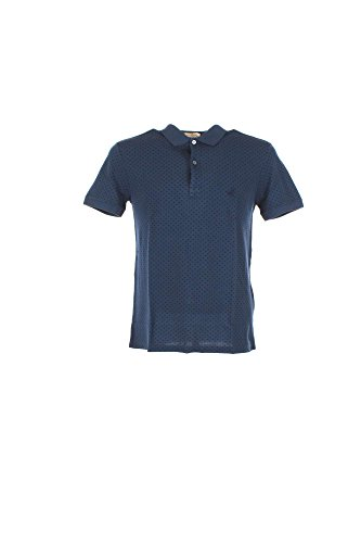 Polo Uomo Brooksfield 201E.A001 Blu Primavera/Estate Blu 58