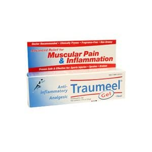 Traumeel 1.76 oz Gel