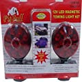 Pit Bull CHIL003 Pit Bull CHIL003 12V LED Magnetic Towing Light Kit Set of Tow Brake Lights sourcing is Grace Marketing- HI
