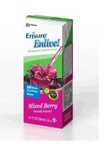 Ensure Enlive Liq Mxd Brry,Size: 32X6.7Oz