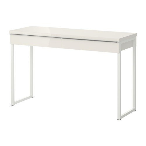 """Ikea Apothekerschrank Montage ~ IKEA Schreibtisch  Laptop Tisch """"Besta Burs"""" beidseitig"""