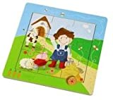 Haba Little Farm Discovery Puzzle