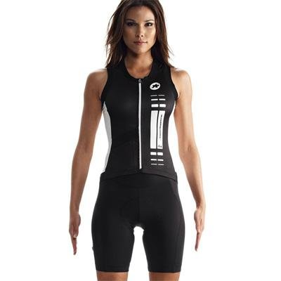Buy Low Price Assos 2013 Women's nS.superLeggera Lady Sleeveless Cycling Jersey – 12.22.244 (B00897BTJM)