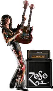 Jimmy Page Ultra Action Figure