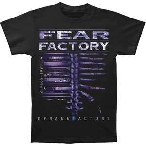 Fear Factory Demanufacture T-Shirt