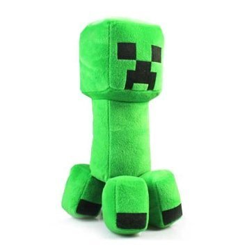 Minecraft Creeper Plush Toy 28cm from BeautyWorld