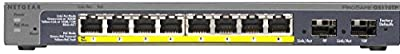 NETGEAR ProSafe GS110TP Ethernet Switch