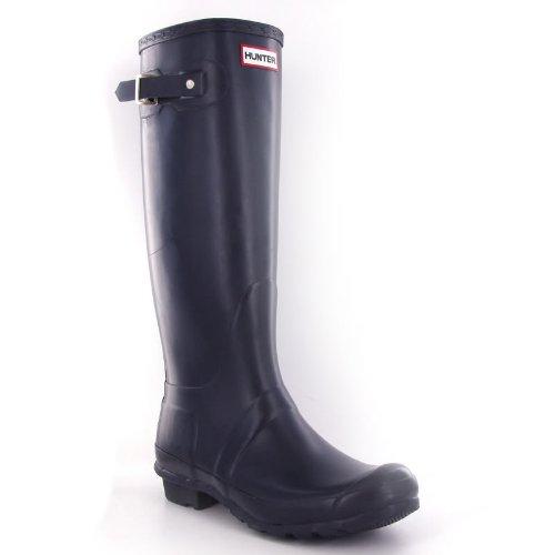Hunter Original Navy Womens Boots