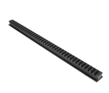 HD Picatinny Rail Blank 4140 Carbon Steel 16