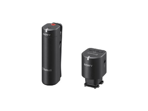 Sony Ecmw1M Wireless Microphone (Black)