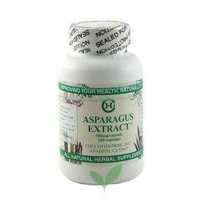 Asparagus Extract (120 Caps)