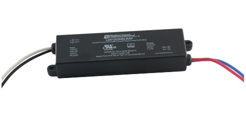 Robertson 3P30010 Ld012C050Lrap Led Driver, 12 Watt, 120Vac. Input, 500 Ma Constant Current, 5-24Vdc Output, High Power Factor, Forward Phase Dimming 100% - 5%