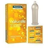 Pasante Naturelle Condoms x 36