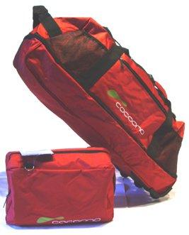 Reisetasche – Sporttasche mit 3 Rollen – nur