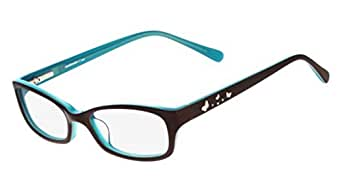 Marchon Eyeglass Frames Mens : Eyeglasses MARCHON M-RAVEN 210 BROWN TEAL at Amazon Men s ...
