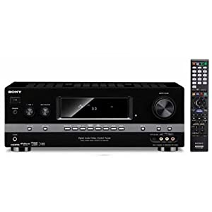 31IWu7AanyL. SL500 AA300  Sony STR DH810 7.1 channel 3D Compatible A/V Receiver   $216 Shipped!