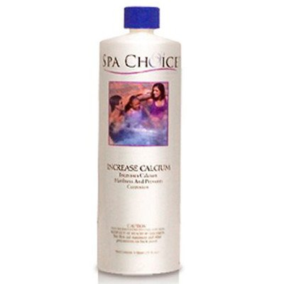 Spa Choice 472-3-5031 Calcium Increaser For Spas And Hot Tubs, 14-Ounce