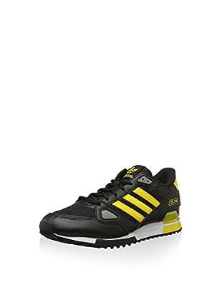 adidas Zapatillas ZX 750 (Negro / Amarillo)