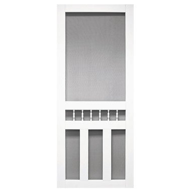 Superior Products Corp 3672wh3068 Colonial Vinyl Screen
