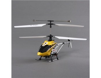 T25 3D Digital Proportional R/C 3.5- Channel Coaxial Helicopter with Gyro and LED light