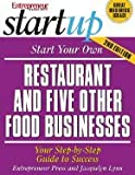 img - for Start Your own Restaurant & Five Other Food Businesses (06) by Lynn, Jacquelyn [Paperback (2006)] book / textbook / text book