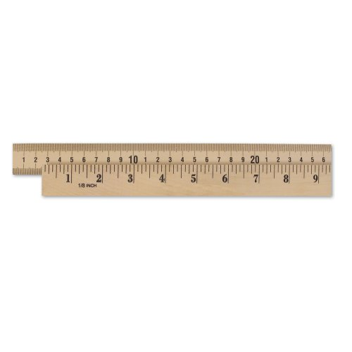 Learning Resources Hardwood Meter Stick - 1