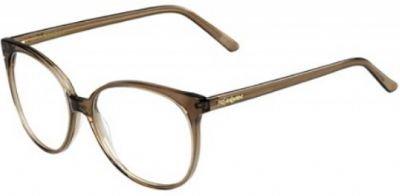 Yves Saint LaurentYves Saint Laurent 6372 Eyeglasses-0BKC Transparent Brown-54mm
