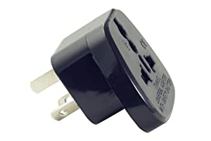 ADAPTOR UK TO CHINA, AUSTRALIA, NEW-ZEALAND AND THE SOUTH PACIFIC ISLANDS
