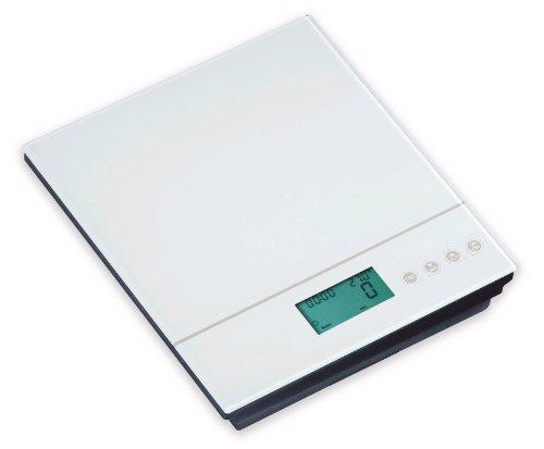 Maison à vivre EK5250-05/5KG Balance 5 Kg Touch Button Blanc