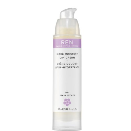 Ren Ultra Moisture Day Cream, 1.7 Fluid Ounce