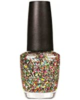 OPI Spotlight on Glitter Collection Chasing Rainbows G36