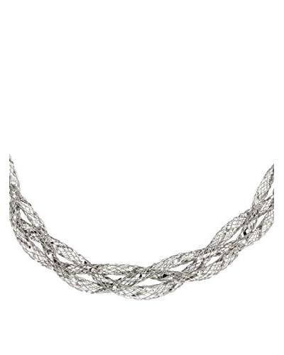 Milor Silver Collar Diano Marina Plateado