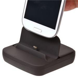 サンコー Galaxy S4用USBクレードル(HDMI出力付き)
