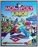 Monopoly Junior (Jewel Case)