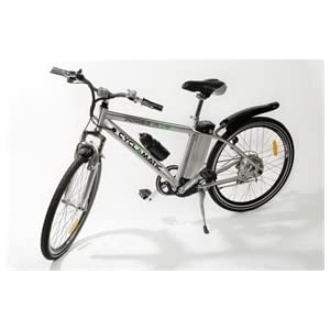 Cyclamatic Power Plus Electric Mountain Bike