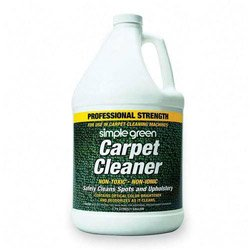 Simple Green – Carpet Cleaner – 1 Gallon Bottle [PRICE is per BOTTLE]