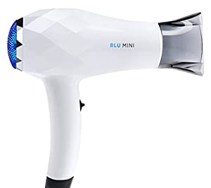 InStyler Blu Mini Travel Dryer, White